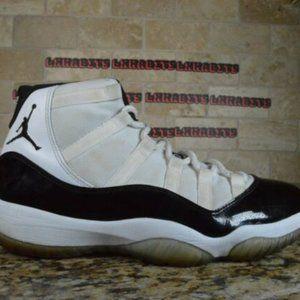 Nike Air Jordan XI Retro 11 Concord White Black Pu